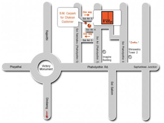 chakran-map