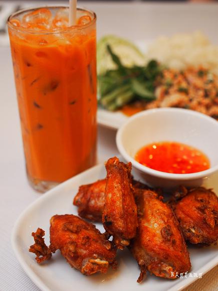 Ging Kalpapruek Restaurant 泰國菜 @ Siam Paragon 平價泰國菜美食推薦