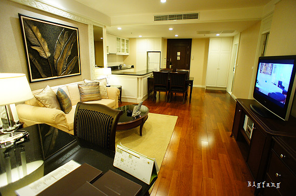 Grande Centre Point Hotel @ 豪華公寓式酒店