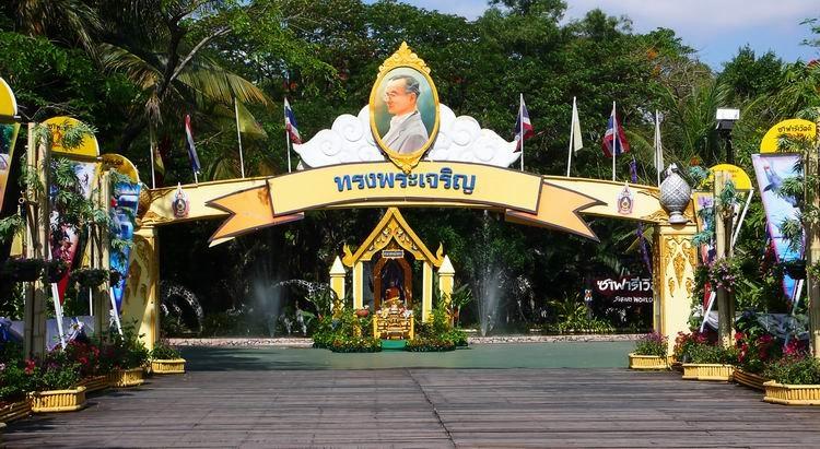 [曼谷] 曼谷野生動物園