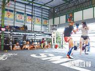 [新聞] 泰拳祭 拳頭背後