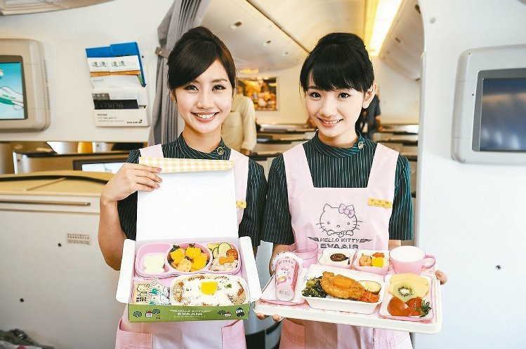 [新聞] 長榮Kitty星空機 6月飛新加坡
