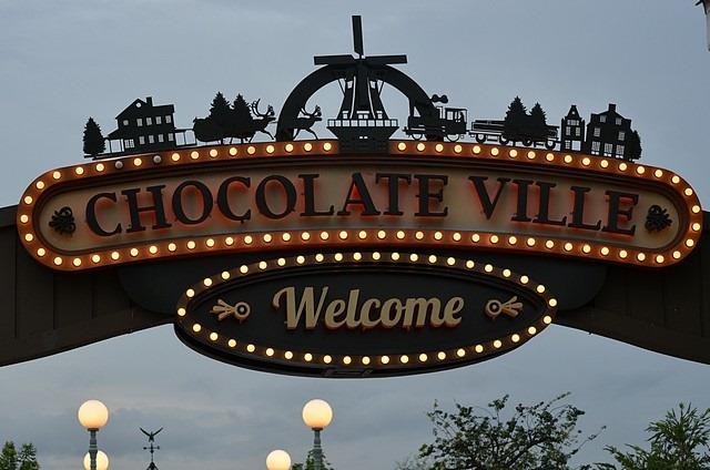 [新聞] 曼谷特色餐廳:巧克力古堡