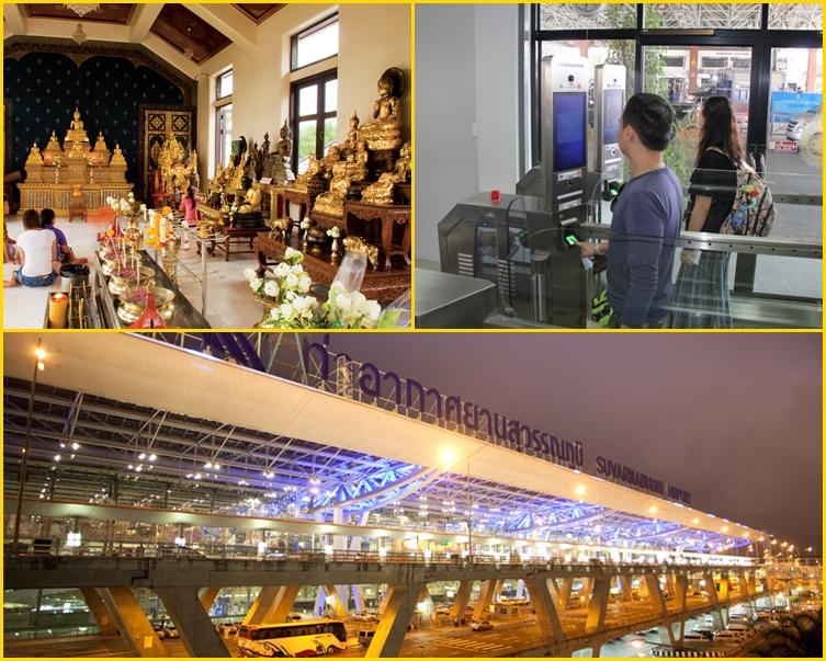 [新聞] 港人率先試用 曼谷機場「旅客自助通關」