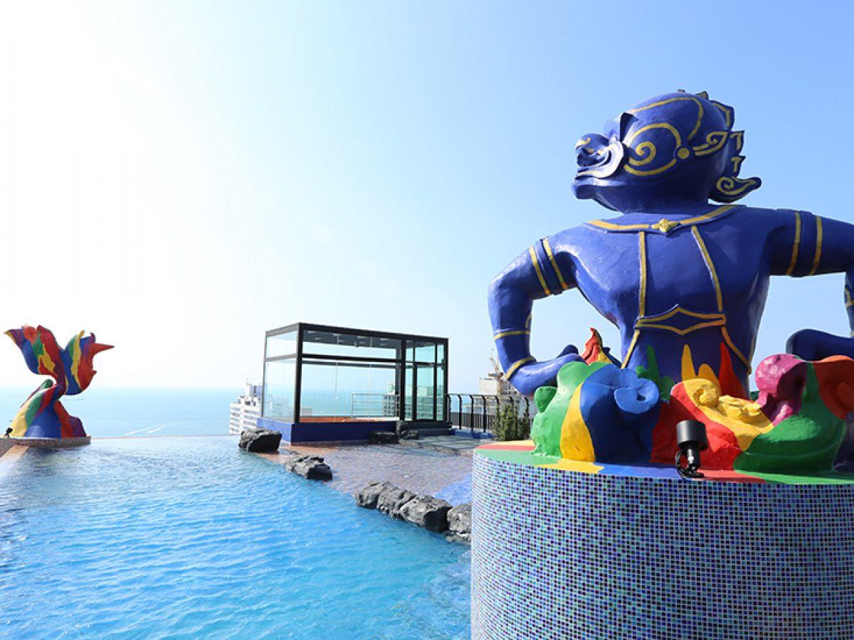 [新聞] 芭堤雅暹羅@暹羅設計酒店Siam@Siam Design Hotel Pattaya 設計感強烈的海灘酒店
