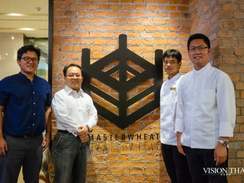 [新聞] Master Wheat軟歐麵包第一品牌進軍泰國 曼谷首家店開幕
